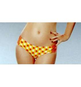 "Bas de maillot de bain ""Orange mermaid"""