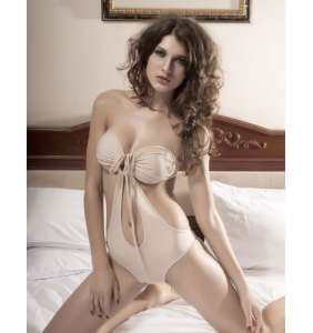 """Body beige """"Nude pin-up"""""""