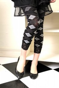 Leggings et collants sans pieds originaux de modern pin-up