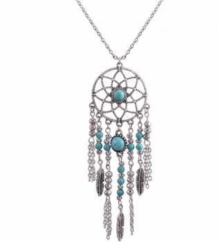 Collier-sautoir-dreamcatcher-attrape-reves-turquoises-4