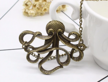 collier-pieuvre-octopus-bronze