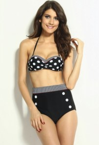 "Maillot de bain ""Retro sailor"""