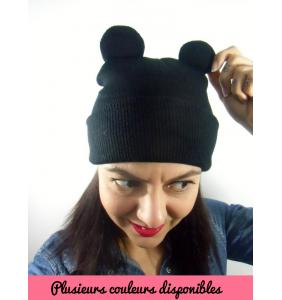 """Bonnet oreilles de Mickey """"See my ears"""""""
