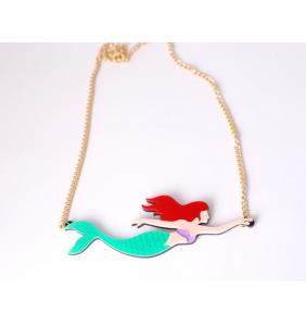 "Collier sirène ""Dreamy mermaid"""