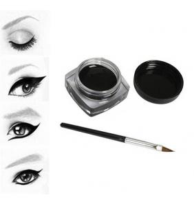 """Eyeliner gel noir """"Pinup gel liner"""""""