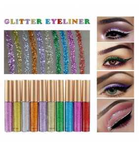 "Eyeliner liquide à paillettes ""Glitter liner"""